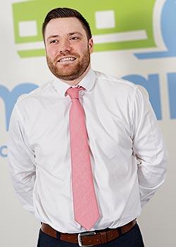 Arron Green, Account Handler, Compare HGV Insurance
