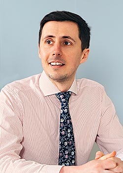 Frazer Wilkie, New Business Team Leader, Compare HGV Insurance