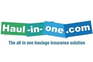 haul-in-one logo - a Compare HGV Insurance insurer