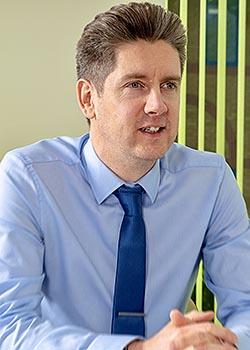 Ian Pitt, Managing Director of Compare HGV Insurance