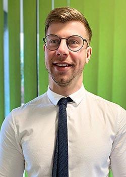 Thomas Fitzpatrick, Account Handler, Compare HGV Insurance